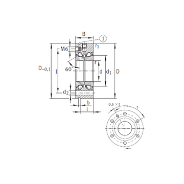 ZKLF30100-2Z INA ZKLF30100-2Z INA Thrust Ball Bearings