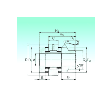 ZARN 5090 L TN NBS ZARN 5090 L TN NBS Complex Bearings