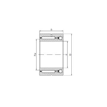 NKIA 5913 ISO NKIA 5913 ISO Complex Bearings