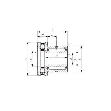 NBXI 1730 IKO NBXI 1730 IKO Complex Bearings