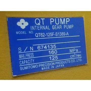 CQT63-80FV-S1376-A Japan Sumitomo Gear Pump