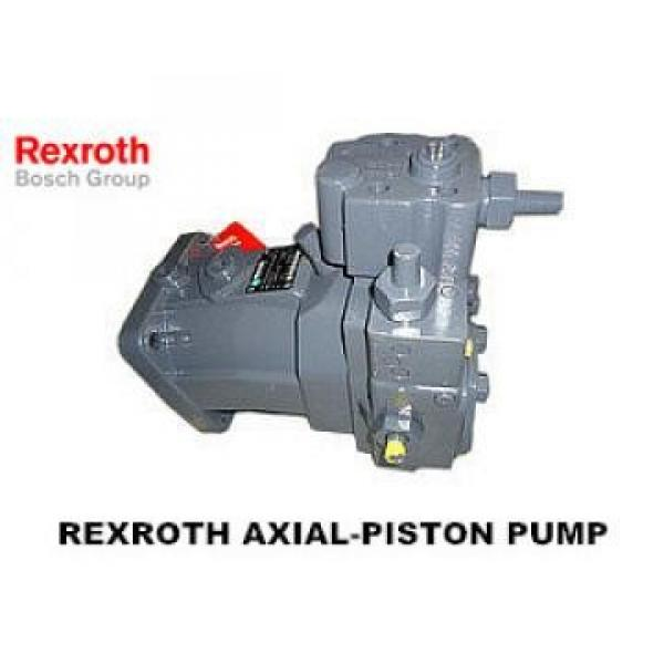 10MCY14-1B high pressure hydraulic axial piston PumpR909441351 A7VO80LRH1/61R-PZB01-S Rexroth A7VO Series Axial Piston Pump #3 image